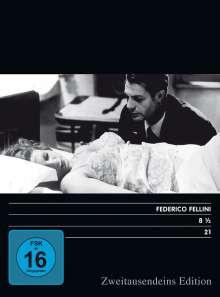 8 1/2, DVD