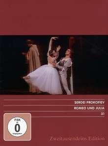 Bolschoi Ballett:Romeo & Julia (Prokofieff), DVD