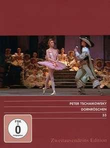 Bolshoi Ballett:Dornröschen (Tschaikowsky), DVD