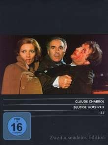 Blutige Hochzeit, DVD