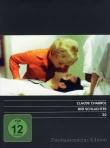 Der Schlachter, DVD