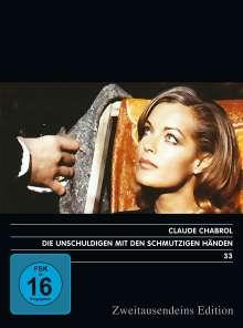 Die Unschuldigen mit den schmutzigen Händen, DVD