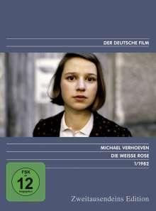 Die weisse Rose, DVD