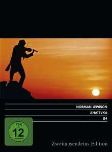 Anatevka, DVD