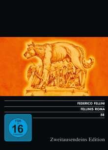 Fellinis Roma, DVD