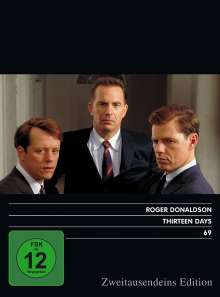 Thirteen Days, DVD