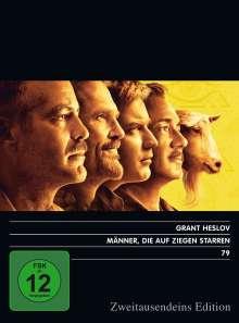 Männer, die auf Ziegen starren, DVD