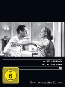 Mr. und Mrs. Smith (1941), DVD