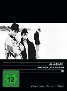 Stranger than Paradise (OmU), DVD