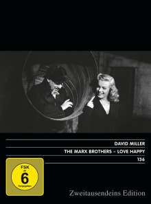 The Marx Brothers: Love Happy (OmU), DVD
