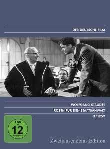 Rosen für den Staatsanwalt, DVD