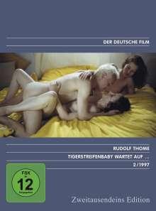 Tigerstreifenbaby wartet auf..., DVD