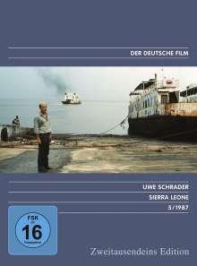 Sierra Leone, DVD