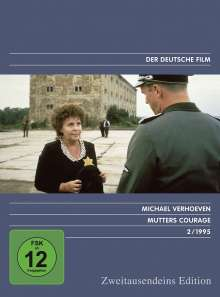 Mutters Courage, DVD