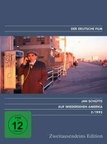 Auf Wiedersehen Amerika, DVD