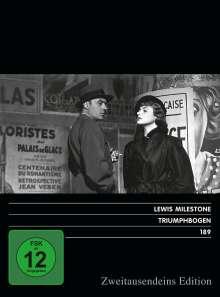 Triumphbogen, DVD