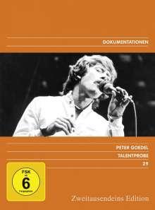 Talentprobe, DVD