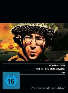 Wie ich den Krieg gewann, DVD