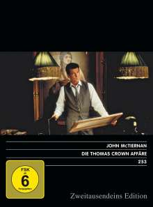 Die Thomas Crown Affäre (1999), DVD