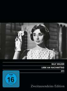 Liebe am Nachmittag, DVD