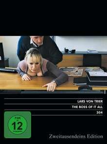 The Boss Of It All, DVD