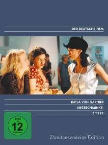 Abgeschminkt!, DVD