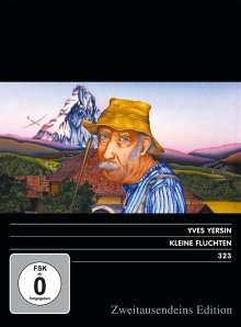 Kleine Fluchten, DVD