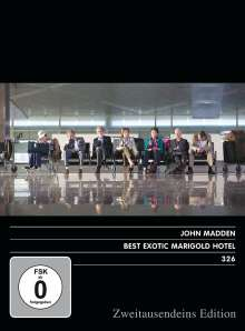 The Best Exotic Marigold Hotel, DVD