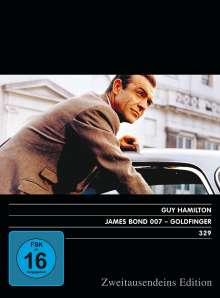 James Bond: Goldfinger, DVD