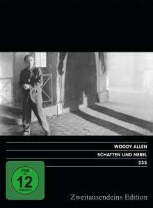Schatten und Nebel, DVD