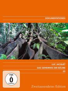 Das Geheimnis der Bäume, DVD