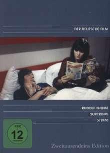 Supergirl (1970), DVD