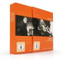 Friedrich Gulda - Die Live-Aufnahmen, 8 DVDs