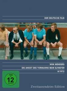 Die Angst des Tormanns beim Elfmeter, DVD