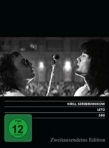 Leto, DVD