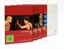 Georg Friedrich Händel (1685-1759): Händel Opern-Edition, 7 DVDs