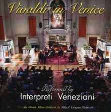 Vivaldi in Venice, CD