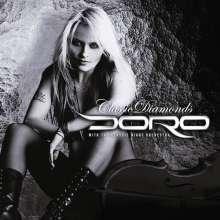 Doro: Classic Diamonds (Limited-Edition) (White Vinyl), 2 LPs