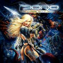 Doro: Warrior Soul (Limited Edition) (Blue Vinyl), 2 LPs