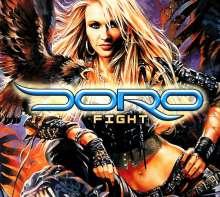 Doro: Fight, CD