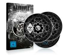 Kärbholz: Herz & Verstand: Live in Köln, 2 CDs und 1 Blu-ray Disc