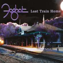 Foghat: Last Train Home, CD