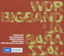 WDR Big Band Köln: Jazz Al' Arab, CD