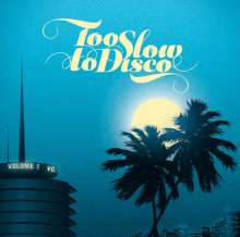 Too Slow To Disco, 2 LPs