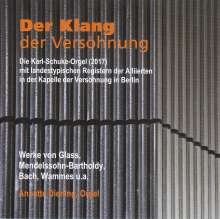 Annette Diening - Der Klang der Versöhnung, CD