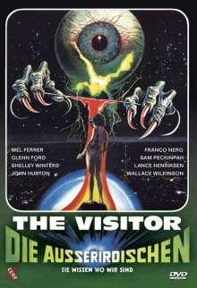 The Visitor - Die Ausserirdischen, DVD