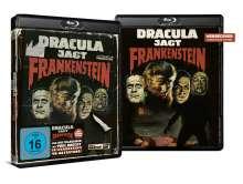 Dracula jagt Frankenstein (Blu-ray), Blu-ray Disc