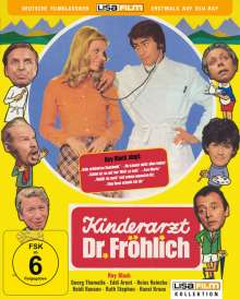Kinderarzt Dr. Fröhlich (Blu-ray), Blu-ray Disc