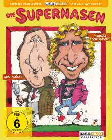 Die Supernasen (Blu-ray), Blu-ray Disc