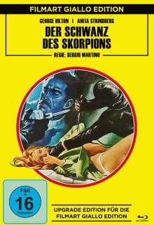 Der Schwanz des Skorpions (Upgrade Edition) (Blu-ray), Blu-ray Disc